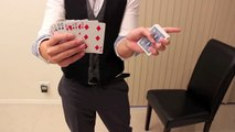 Learn Magic Card Tricks: Encyclopedia of Magic: Cards In Your Face! Tutorial