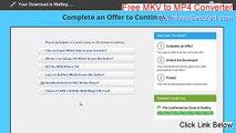 Free MKV to MP4 Converter Cracked - free mkv to mp4 converter for windows 2015