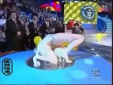 This Girl is considered as the best flexible girl according to the Guinness record!