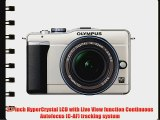 Olympus PEN E-PL1 12.3MP Live MOS Micro Four Thirds Interchangeable Lens Digital Camera with