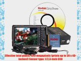 KODAK Kodak EasyShare M420 10MP 4x Optical/5x Digital Zoom HD Camera (Black) - KDK420BL