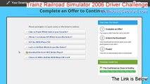 Trainz Railroad Simulator 2006 Driver Challenge Crack [trainz railroad simulator 2006 driver challenge completo 2015]