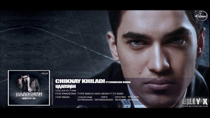 Billy-X - Chikhnay Khilari ft. Shahzad Khan