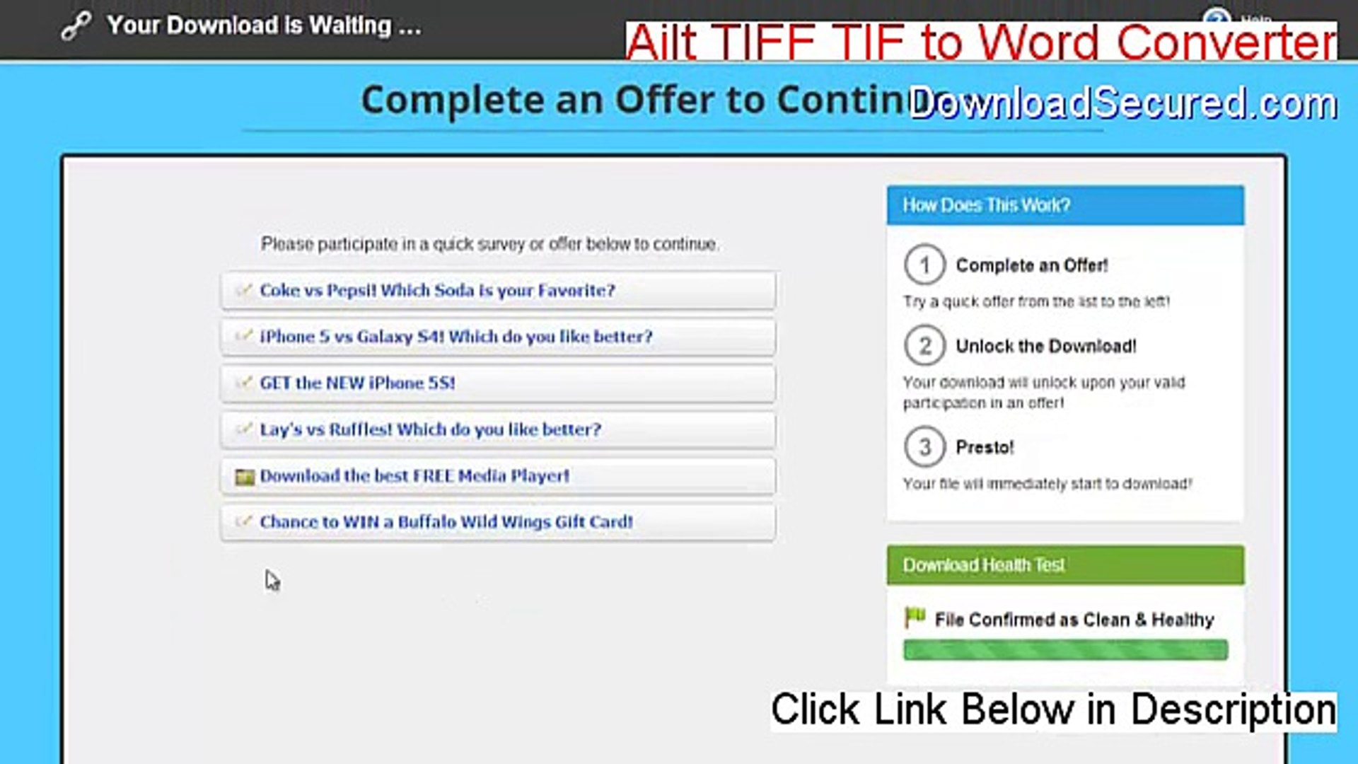 tif to word converter software free download