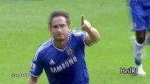 Les plus beaux buts de Frank Lampard (Chelsea - West Ham)