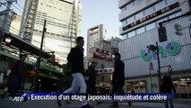 Exécution d'un otage japonais: les Japonais inquiets, en colère
