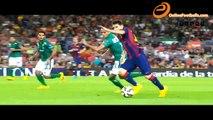 Lionel Messi  20142015 HD  The Beginning  Skills Passes  Goals
