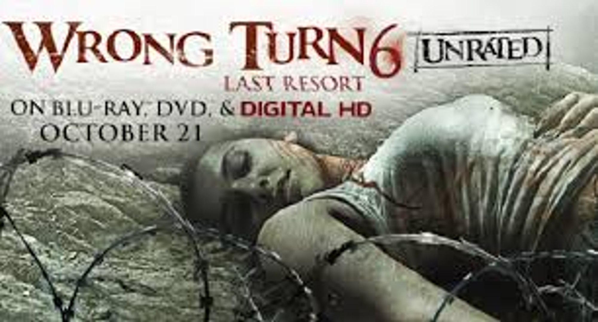 Wrong Turn 6: Last Resort Full Movie [HD] Quality 1080p