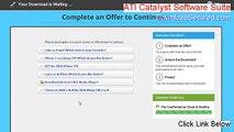 ATI Catalyst Software Suite (Windows Vista 32-bit / Windows 7 32-bit / Windows 8 32-bit) Download Free [Free of Risk Download]