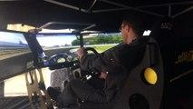 Beauvais: le simulateur de vitesse de Sport Auto Event's