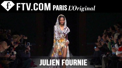 Julien Fournie Show Spring/Summer 2015 | Paris Couture Fashion Week | FashionTV