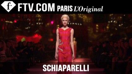 Schiaparelli Show Spring/Summer 2015 | Paris Couture Fashion Week | FashionTV