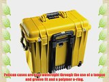 Pelican 1440 Case with Foam for Camera (Yellow)