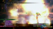 Final Fantasy X-2 HD : Acte 3 / Vaincre le boss Ifrit dans le Temple de l'Ile de Kilika