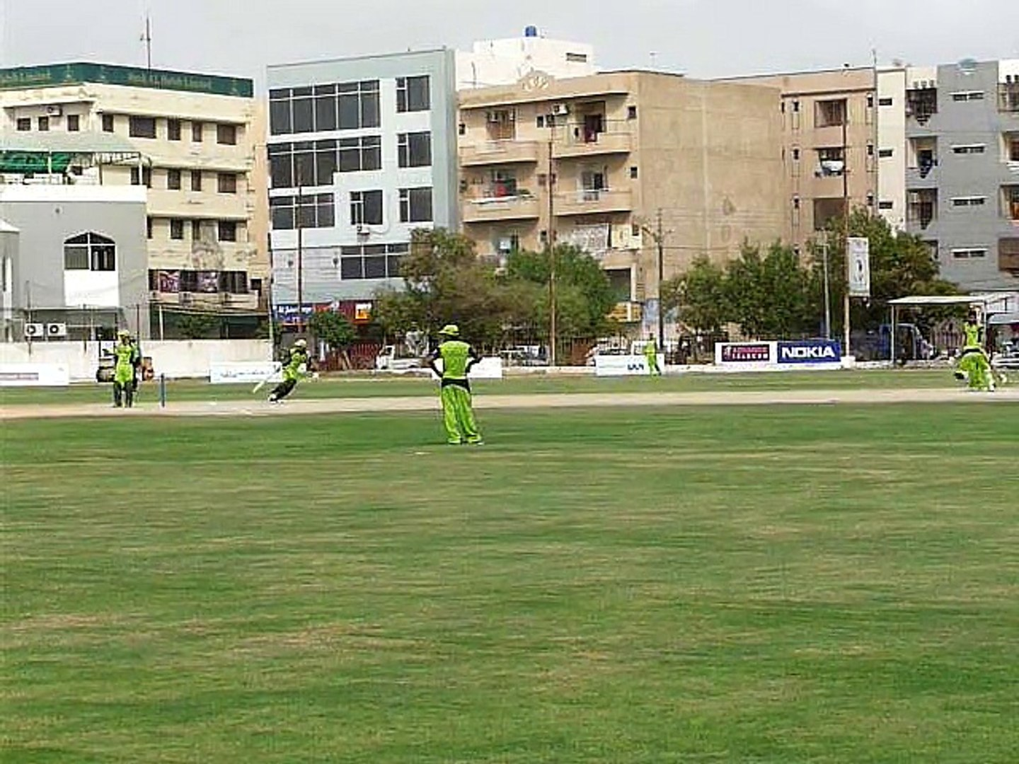 10 OF 12 ANWAR ALI TAKES 3 & SAAD NASIM HITS A FLAT SIX *** 16-07-2014 CRICKET COMMENTARY BY : P