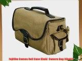 Fujifilm Canvas Roll Case Khaki  Camera Bag (Khaki)