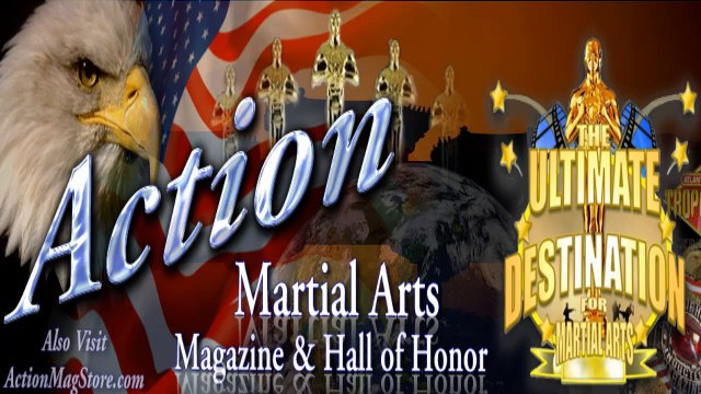 Actor and Martial Arts Master Phil Morris at the Action Martial Arts Hall of Honors