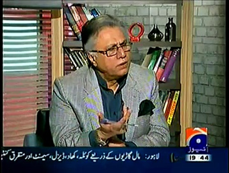 Mere Mutabiq with Hassan Nisar ~ 1st February 2015 - Pakistani Talk Shows - Live Pak News