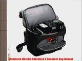 Manfrotto MB SSB-5BB BELLA V Shoulder Bag (Black)