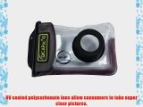 Waterproof Underwater Digital Camera Case for Canon Powershot SD100 SD110