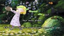 Julien Clerc - Emilie et le grand oiseau (Emilie jolie Philippe Chatel) (Karaoké) Tequi-Qui
