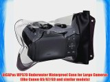 DiCAPac WP570 Underwater Waterproof Case for Large Cameras (like Canon G5/G7/G9 and similar