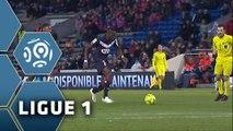 But Maxime POUNDJE (56ème) / Girondins de Bordeaux - EA Guingamp (1-1) - (GdB - EAG) / 2014-15