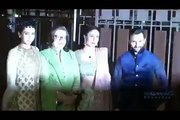 Kareena Kapoor, Saif Ali Khan, Malaika Arora Khan @ Soha Ali Khan & Kunal Khemu Wedding Party !