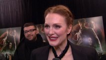 Julianne Moore On Being A Witch At NYC Special Screening