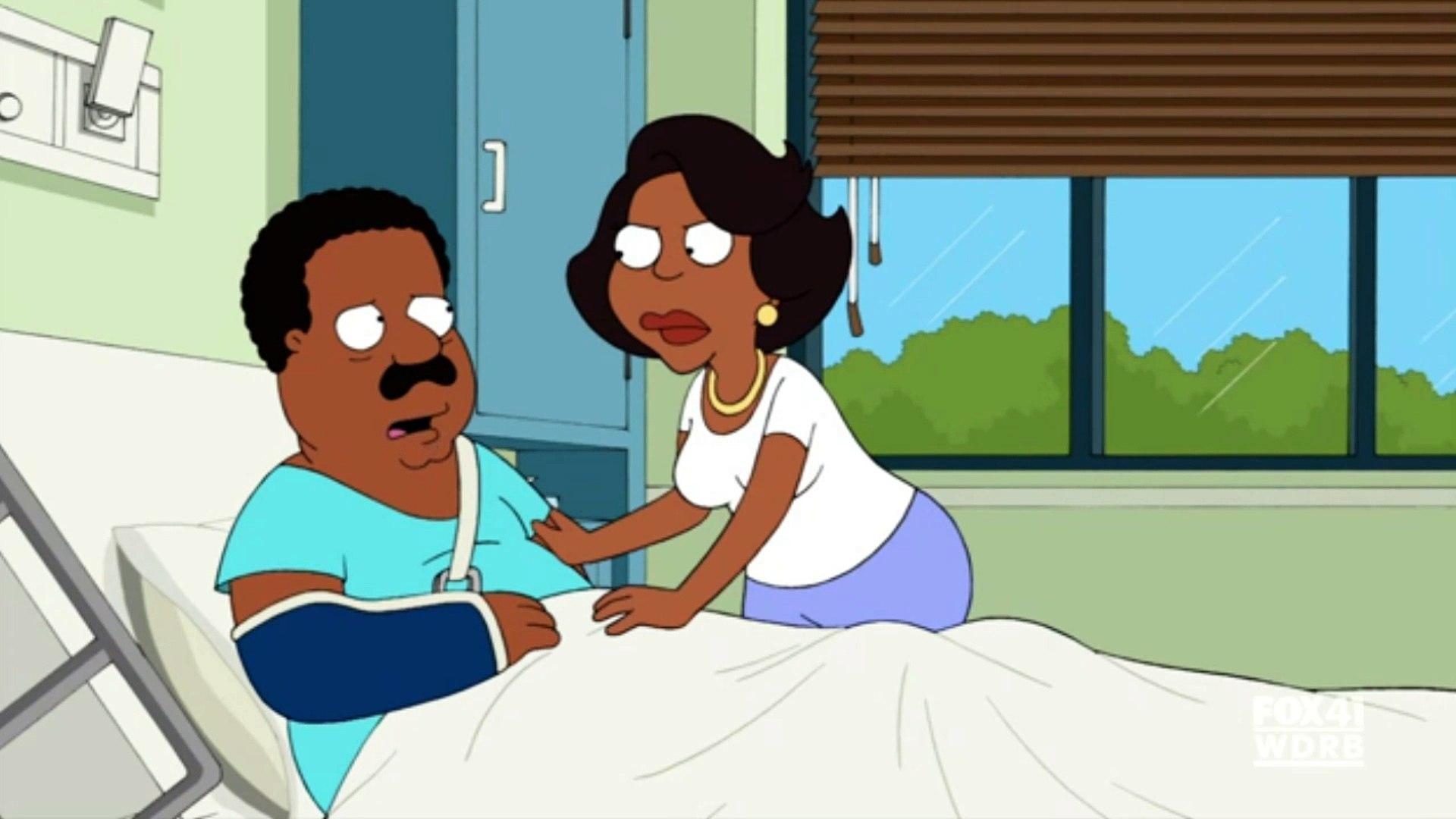 The Cleveland Show S01E16 Clip#3.