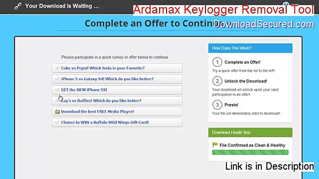 KEYLOGGER BAIXAR 2.8 ARDAMAX