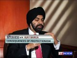 The Interview With MasterCard CEO Ajaypal Singh Banga | FULL SHOW