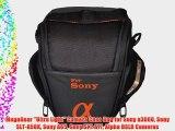 MegaGear ''Ultra Light'' Camera Case Bag for Sony a3000 Sony SLT-A58K Sony A65 Sony SLT-A77