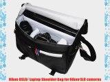 Nikon DSLR/ Laptop Shoulder Bag for Nikon SLR cameras