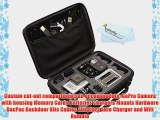 Custom GoPro Case For GoPro Hero Hero2 Hero3 Hero3  GoPro HERO4 Silver GoPro HERO4 Black GoPro