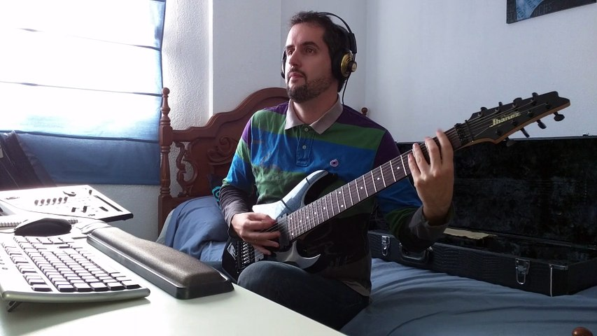 Daniel Bautista - Neckbreaker