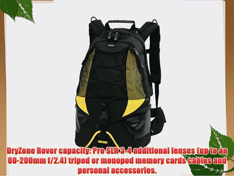 Lowepro Dryzone 200 Waterproof sac /à dos Yellow