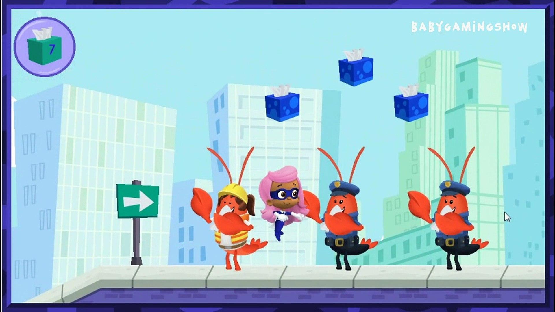 Paw Patrol - Bubble Scrubbies - Kids Movie Games