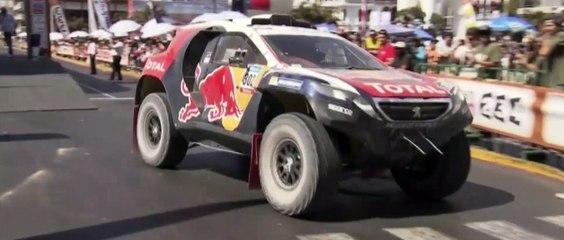 Dakar 2015 : La course / The Race (Part 3)