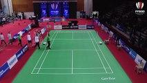 Championnats de France 2015 - finale Simple Hommes (Aire sur La Lys)