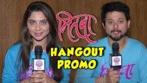 Mitwaa - Google Hangout Promo - Swapnil Joshi, Sonalee Kulkarni, Prarthana Behere!