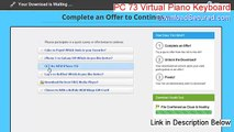 PC 73 Virtual Piano Keyboard Crack [Risk Free Download