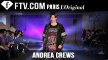 Andrea Crews Men Fall/Winter 2015-16 | Paris Men's Fashion Week | FashionTV
