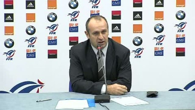 Rugby - Tournoi : Quelles ambitions pour le XV de France ?