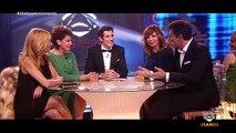 Los momentos más divertidos de los concursantes   Gala 25 años de Antena 3