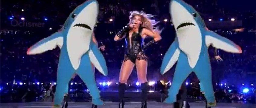 Beyonce parody Super Bowl 2015