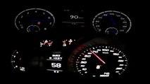 Golf 7 R VS Audi TT RS Acceleration
