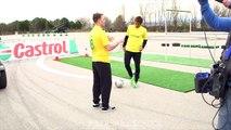 Neymar skills 2014 - Learn Football/soccer skills with Neymar & Cafu