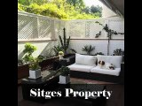Central Sitges luxury 4 bedroom - real estate apartments and houses for sale or rent