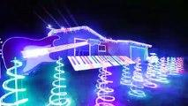 Dünyanın En Güzel Star Wars Yeni Yıl Işık ve Ses...